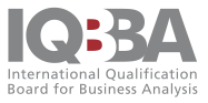 IQBBA Business Analyst Certification logo