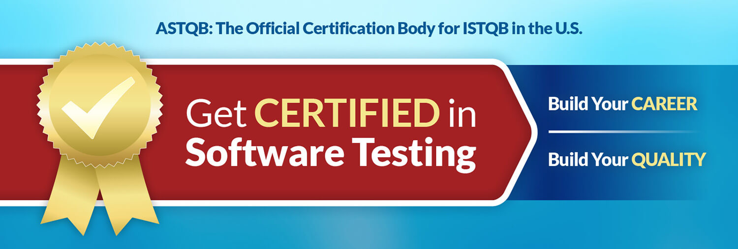 Software testing certification 5 easy steps to jobs and promotion 1betcityfo Image collections
